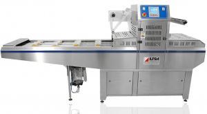 Автоматический трейсилер Ilpra Speedy вакуумная упаковочная линия